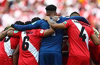 Рикардо Гарека, ЧМ-2018, Сборная Перу по футболу, Паоло Герреро