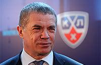 Новый президент «Зенита» работал в хоккее. При нем КХЛ была в порядке