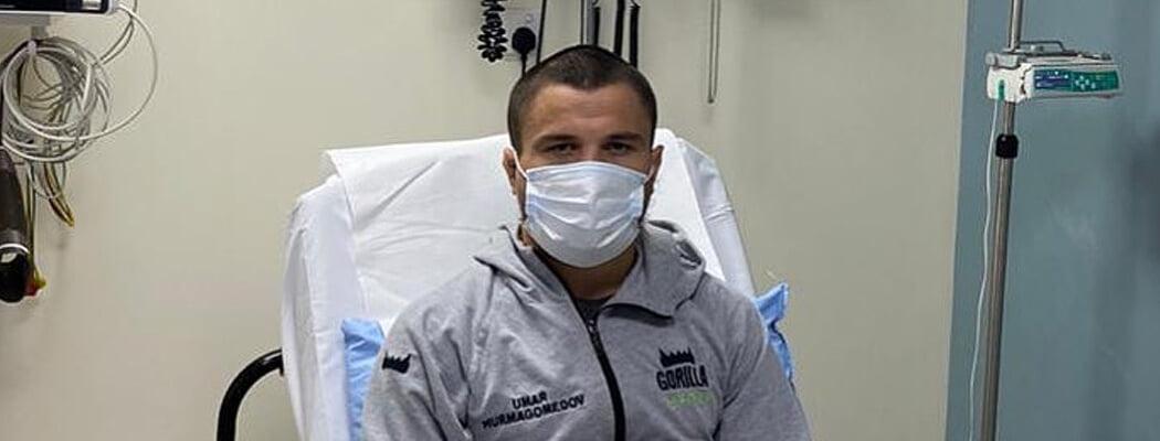 У Морозова сорвался поединок с братом Хабиба. Умар попал в больницу со стафилококком – передается через ссадины и раны