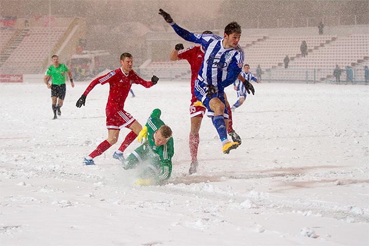 зимний футбол картинки хозяйки