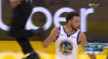 Stephen Curry 3-pointers in Golden State Warriors vs. Minnesota Timberwolves
