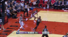Bogdan Bogdanovic 3-pointers in Toronto Raptors vs. Sacramento Kings