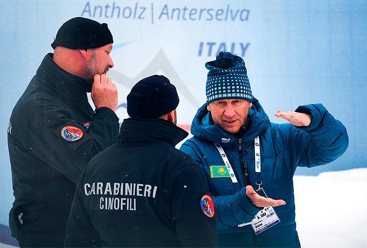 Валерий Польховский не будет работать со сборной России