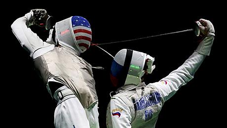 Лучшие фотографии Олимпиады