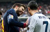 Барселона, Реал Мадрид, Жерар Пике, примера Испания