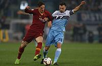 «Барселона» сыграет вничью, а «Рома» обыграет «Лацио». Выигрывайте миллион рублей вместе со Sports.ru