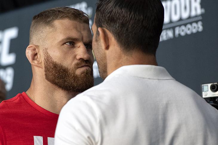 Неоспоримый Джонс, почти легендарная Нуньес и бешеный ветеран Санчес. UFC 239 – главный турнир лета