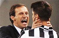 Коэффициент дня: 4.50 на победу «Ювентуса» над «Миланом»