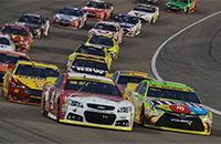 Формула-1, NASCAR