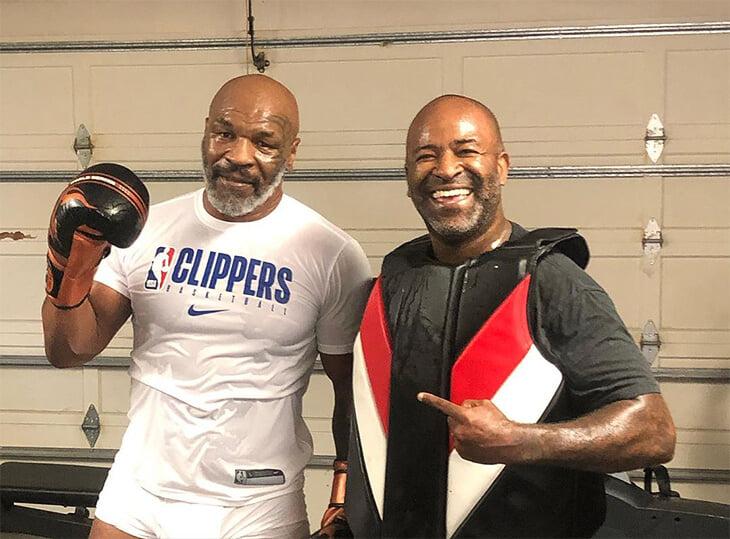 Тайсон возвращается на ринг. Его готовит один из лучших тренеров из ММА, а драться с Майком готов даже Емельяненко