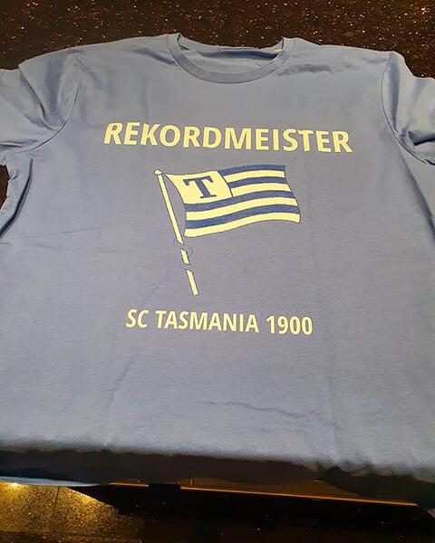 «Тасмания» сохранила антирекорд Бундеслиги – и наслаждается. Клуб превратил серию без побед в узнаваемый бренд