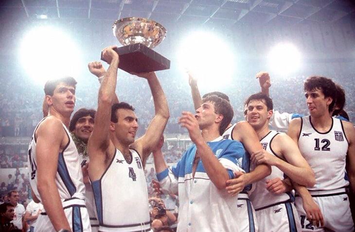 Легендарный финал Евробаскета-87 (Гомельский назвал греков «людоедами») снова будоражит. Игроки сборной СССР говорят, что их пытались подкупить