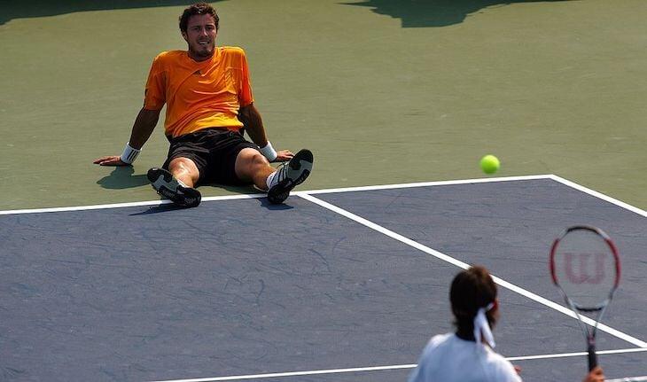 Турниру в Цинциннати 120 лет, но Сафин считал его унылым. Несмотря на любимые теннисистами американские горки