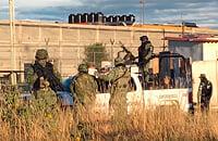 Тюремный матч в Мексике превратился в бунт. Играли воинствующие картели, итог – 16 трупов