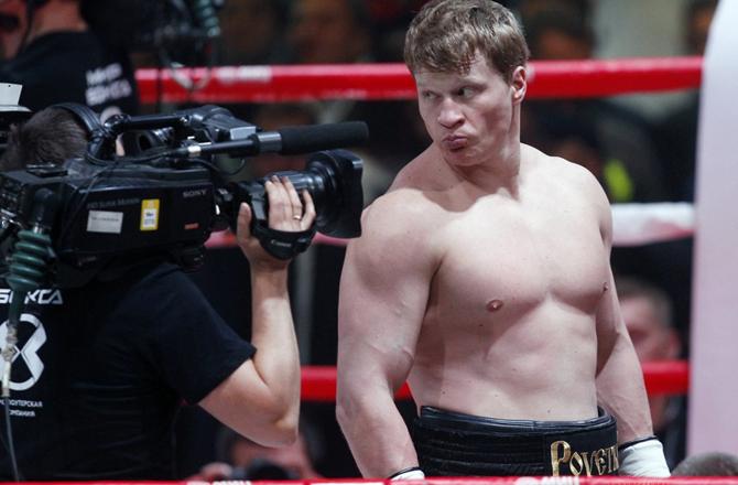 Андрей Рябинский, Деонтей Уайлдер, допинг, супертяжелый вес, Александр Поветкин, WBC