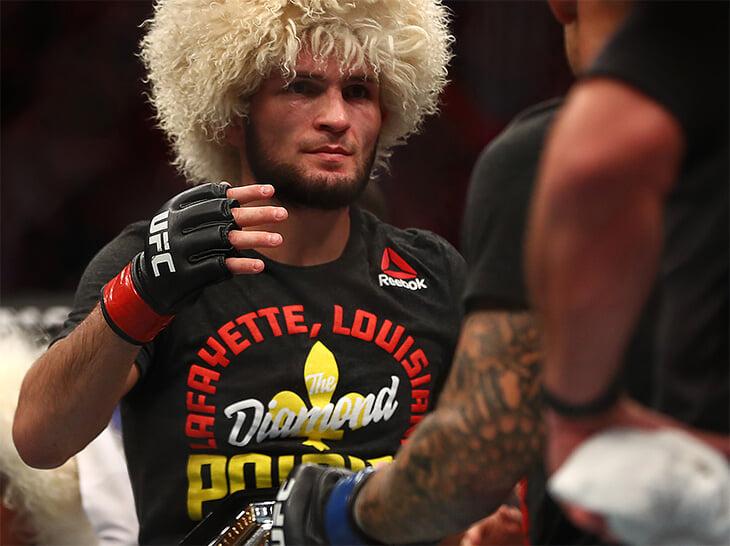 Скоро у России будет еще один чемпион UFC