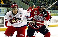 молодежная сборная России, сборная юниорской лиги Квебека, сборная юниорской лиги Онтарио, сборная Западной хоккейной лиги, CHL Canada Russia Series, инфографика