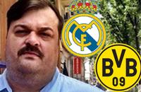 Ставка дня: Уткин о матче «Реал» – «Боруссия»