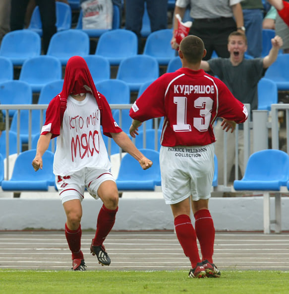Спартак, премьер-лига Россия, болельщики