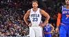 GAME RECAP: Sixers 105, Knicks 102