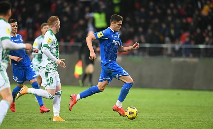 17-летний талант «Динамо» забил победный и заработал пенальти при дебюте в основе. Это Арсен Захарян