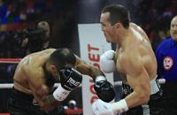 объединительные бои, первый тяжелый вес, Денис Лебедев, Виктор Рамирес