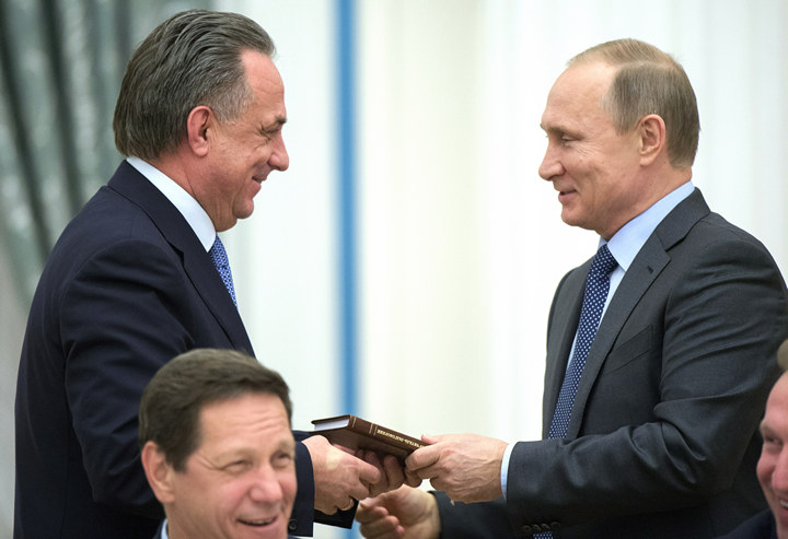Путин проведет заседание по подготовке к ЧМ по футболу