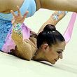 художественная гимнастика, сборная Украины жен, Евгения Канаева, Женская сборная России по спортивной гимнастике, Анна Бессонова