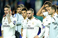 примера Испания, Суперкубок Европы, Атлетико, Реал Мадрид