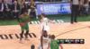 Brook Lopez Blocks in Milwaukee Bucks vs. Boston Celtics