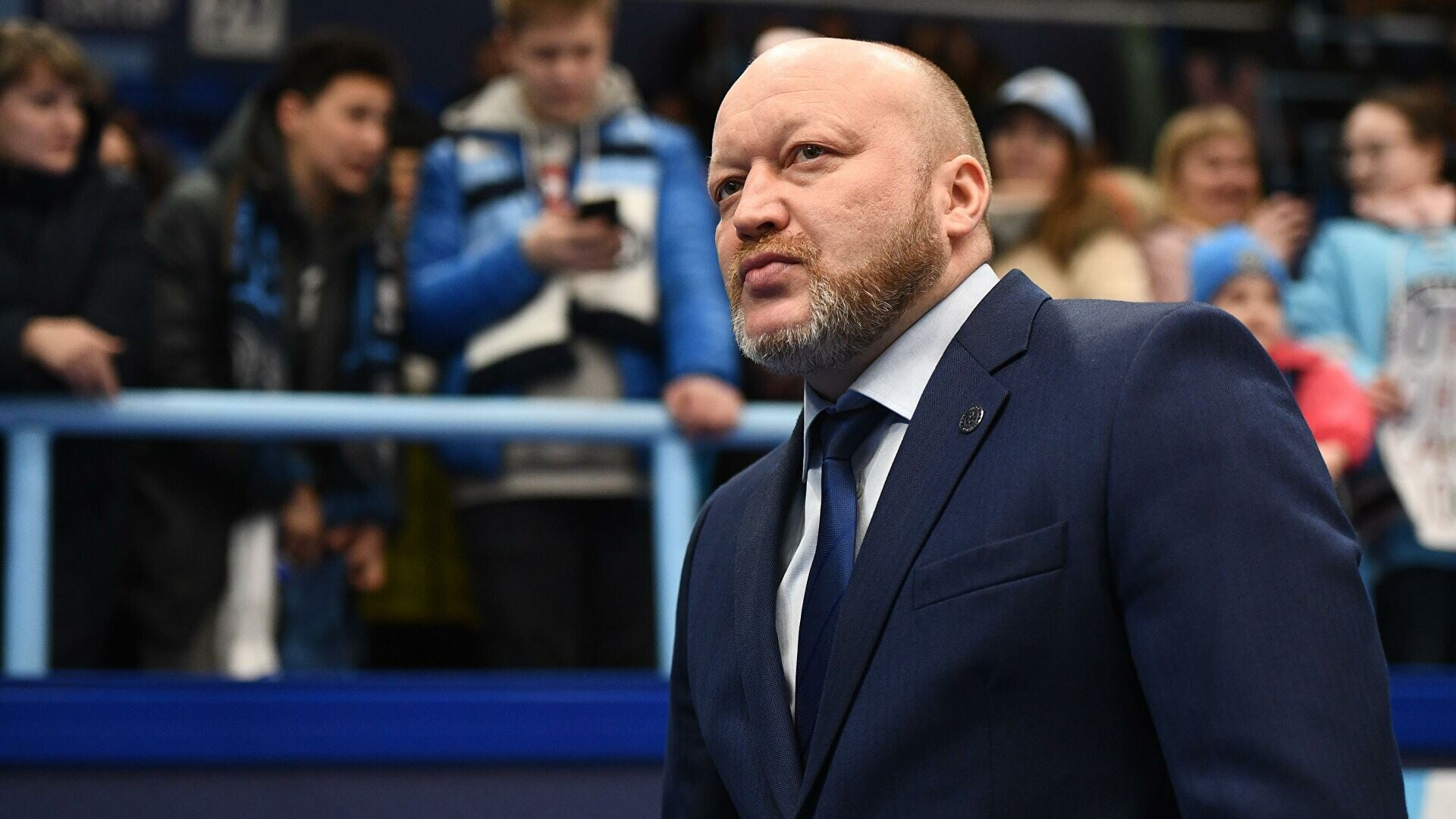 Николай Заварухин: Хочу поработать главным тренером в Салавате и выиграть трофей