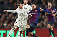 «Барселона» – фаворит в противостоянии с «Реалом» на «Сантьяго Бернабеу»