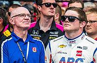 NASCAR, Конор Дейли, Формула-1, Индикар