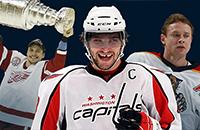 Собери лучшую русскую команду в истории НХЛ