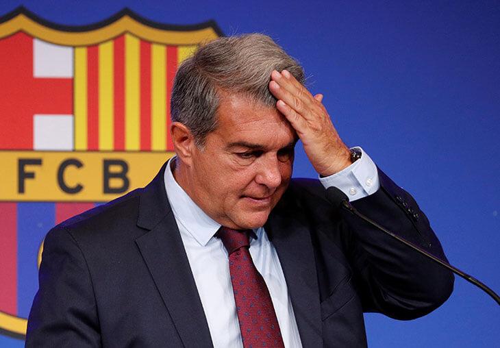 «Я не могу принять решение, которое могло бы разрушить клуб. «Барса» превыше всего, даже лучшего игрока в мире». Лапорта все объяснил