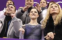 командные соревнования, Пхенчхан-2018, рекорды, женское катание, Евгения Медведева, танцы на льду, Кейтлин Осмонд, Екатерина Боброва, Дмитрий Соловьев