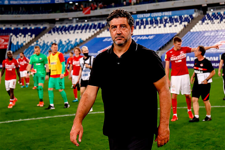 У «Спартака» еще нет четкого футбола, но два матча подряд море моментов. К Витории пока нет вопросов