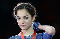 Гран-при, женское катание, Rostelecom Cup, Евгения Медведева