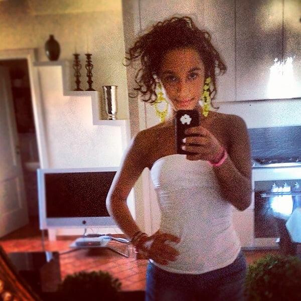 Она 4 года не играла из-за анорексии (в день ела 30 граммов хлопьев и персик), а теперь вышла в 1/8 финала «Ролан Гаррос»