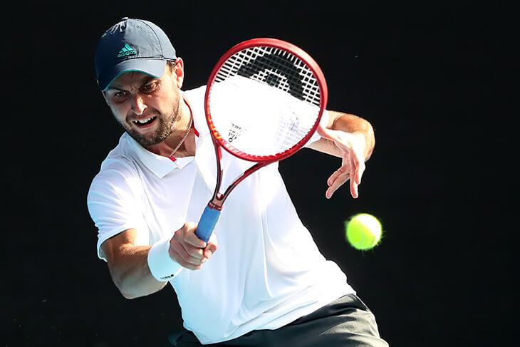 Карацев – в полуфинале Australian Open! Казалось, не выдержит матч с Димитровым, но в итоге поставил рекорд