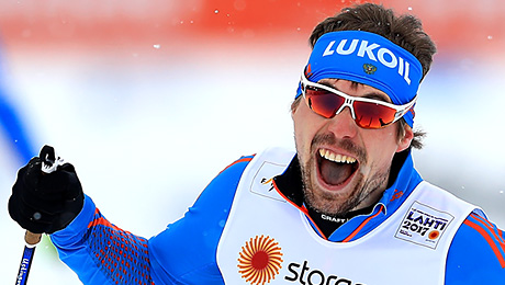 Рекорд Устюгова: 5 медалей на чемпионате мира