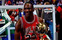 Чикаго, Матч всех звезд, Майкл Джордан, НБА