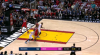 Kelly Olynyk with a huge block!