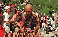 Джиро д'Италия, велошоссе, происшествия, Тур де Франс, допинг, Марко Пантани