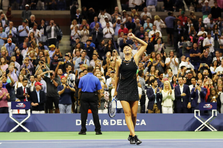 Кажется, Шарапова научила теннис человечности. Лиричная колонка Леры Ли