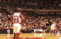 НБА, Деннис Родман, Майкл Джордан, Фил Джексон, Скотти Пиппен, Чикаго
