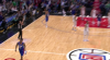 Lou Williams sinks the shot at the buzzer