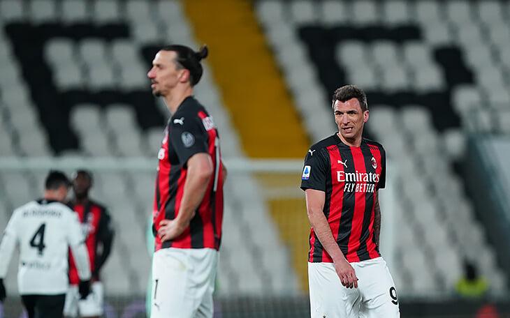 👏🏻 Манджукич отказался от зарплаты за март – он пропустил все матчи «Милана» из-за травмы. Деньги пойдут на благотворительность
