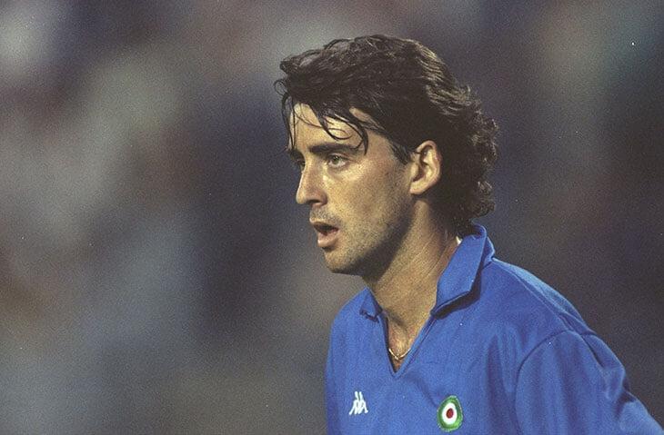 Манчини выпускает на Евро вообще всех – даже резервного кипера. Роберто до сих пор грустит, что ему не дали сыграть на ЧМ-1990