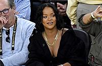 Рианна – главная звезда финала НБА